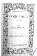 Good Words Ed By N Macleod Book PDF