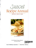 Sunset Recipe Annual