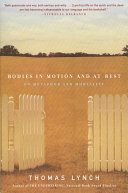 Bodies in Motion and at Rest: On Metaphor and Mortality Pdf/ePub eBook