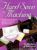 Hand Sewn by Machine