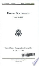 United States Congressional Serial Set  Serial No  14709  House Documents No  68 103