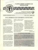 Native American Heritage Newsletter