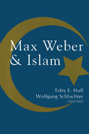 Pdf Max Weber and Islam Telecharger