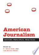 American Journalism Book