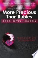 More Precious Than Rubies