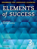 Elements of Success 3  Split Edition Student Book B with Essential Online Practice