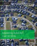Pdf Mastering AutoCAD Civil 3D 2016 Telecharger