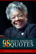 928 Maya Angelou Quotes Pdf/ePub eBook
