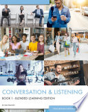 Conversation   Listening   Book 1   Blended Learning Edition