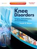 Pdf Noyes' Knee Disorders: Surgery, Rehabilitation, Clinical Outcomes E-Book