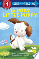 The Poky Little Puppy Step into Reading Book