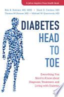 Diabetes Head to Toe Book
