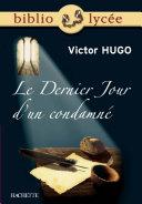 Pdf Bibliolycée - Le Dernier Jour d'un condamné, Victor Hugo Telecharger