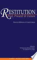 Restitution: Past, Present and Future