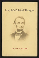 Lincoln s Political Thought