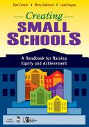 Creating Small Schools Pdf/ePub eBook