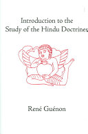 Introduction to the Study of the Hindu Doctrines