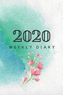 2020 Watercolor Design Diary