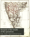 Synopsis of the Results of the Operations