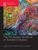 Pdf The Routledge Handbook of Translation Studies Telecharger