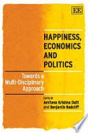 Happiness, Economics and Politics