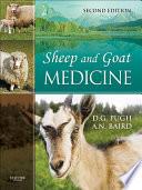 """Sheep & Goat Medicine E-Book"" by David G. Pugh, N. (Nickie) Baird"