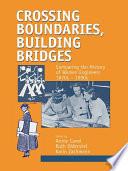 Crossing Boundaries Building Bridges
