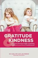 Gratitude and Kindness
