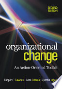 Organizational Change Book