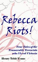 Rebecca Riots