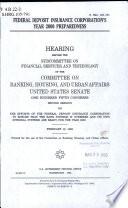 Federal Deposit Insurance Corporation s Year 2000 Preparedness