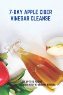 7 Day Apple Cider Vinegar Cleanse Book
