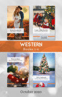 Western Box Set 1 4 Oct 2020 The Cowboy s Promise Four Christmas Matchmakers Mountain Mistletoe Christmas All They Want for Christmas