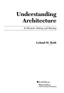 Cover of Understanding Architecture