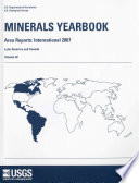 Minerals Yearbook 2007 V 3 Area Reports International Latin America And Canada