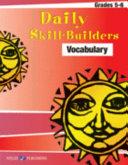 Daily Skill-Builders: Vocabulary 5-6