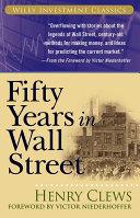 Fifty Years in Wall Street Pdf/ePub eBook