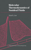 Molecular Thermodynamics of Nonideal Fluids