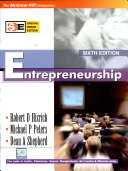 Entrepreneurship 6 E