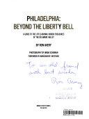Philadelphia Beyond the Liberty Bell