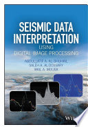 Seismic Data Interpretation Using Digital Image Processing Book PDF
