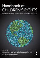 Handbook of Children's Rights