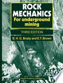 Rock Mechanics Book