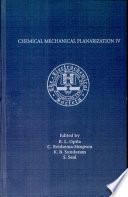 Chemical Mechanical Planarization IV Book