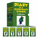 Diary of a Minecraft Zombie Collection