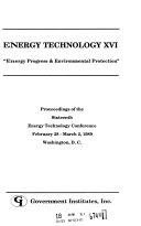 Energy Technology Book PDF