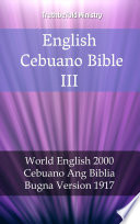 Read Online English Cebuano Bible III For Free