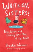 Write On  Sisters