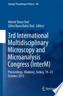 Download 3rd International Multidisciplinary Microscopy and Microanalysis Congress (InterM) Epub