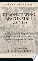 Demonstrating Responsible Business
